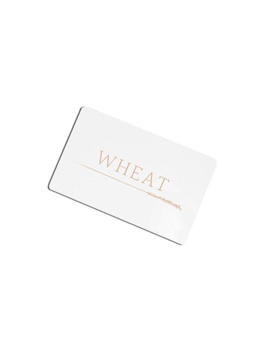 Wheat Gift Card - Wheat Boutique