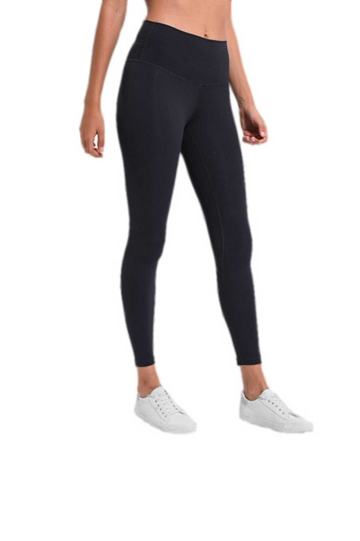 High Waist Legging - Black