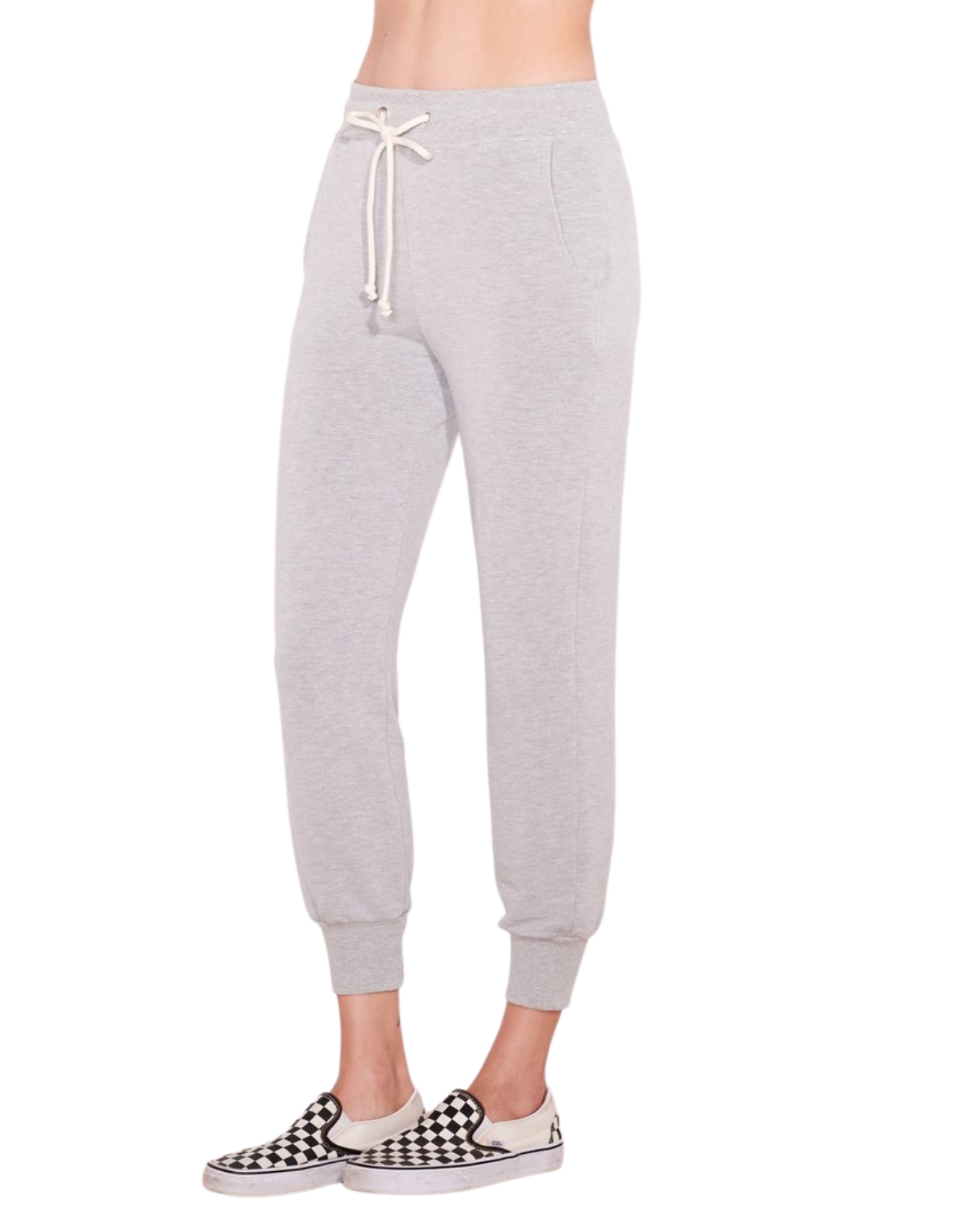 Jogger Sweatpant - Heather Grey