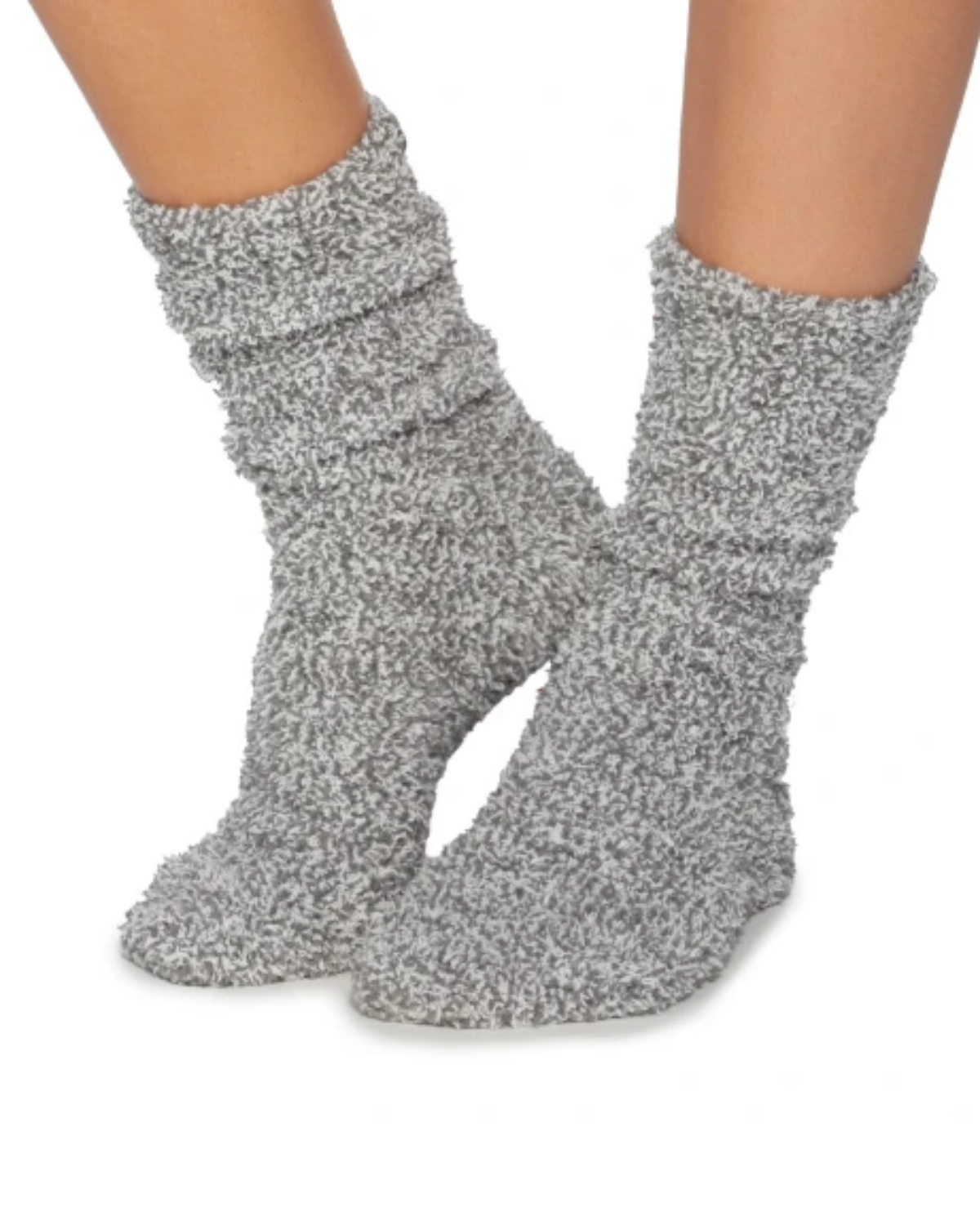 CozyChic Socks - Heathered Graphite