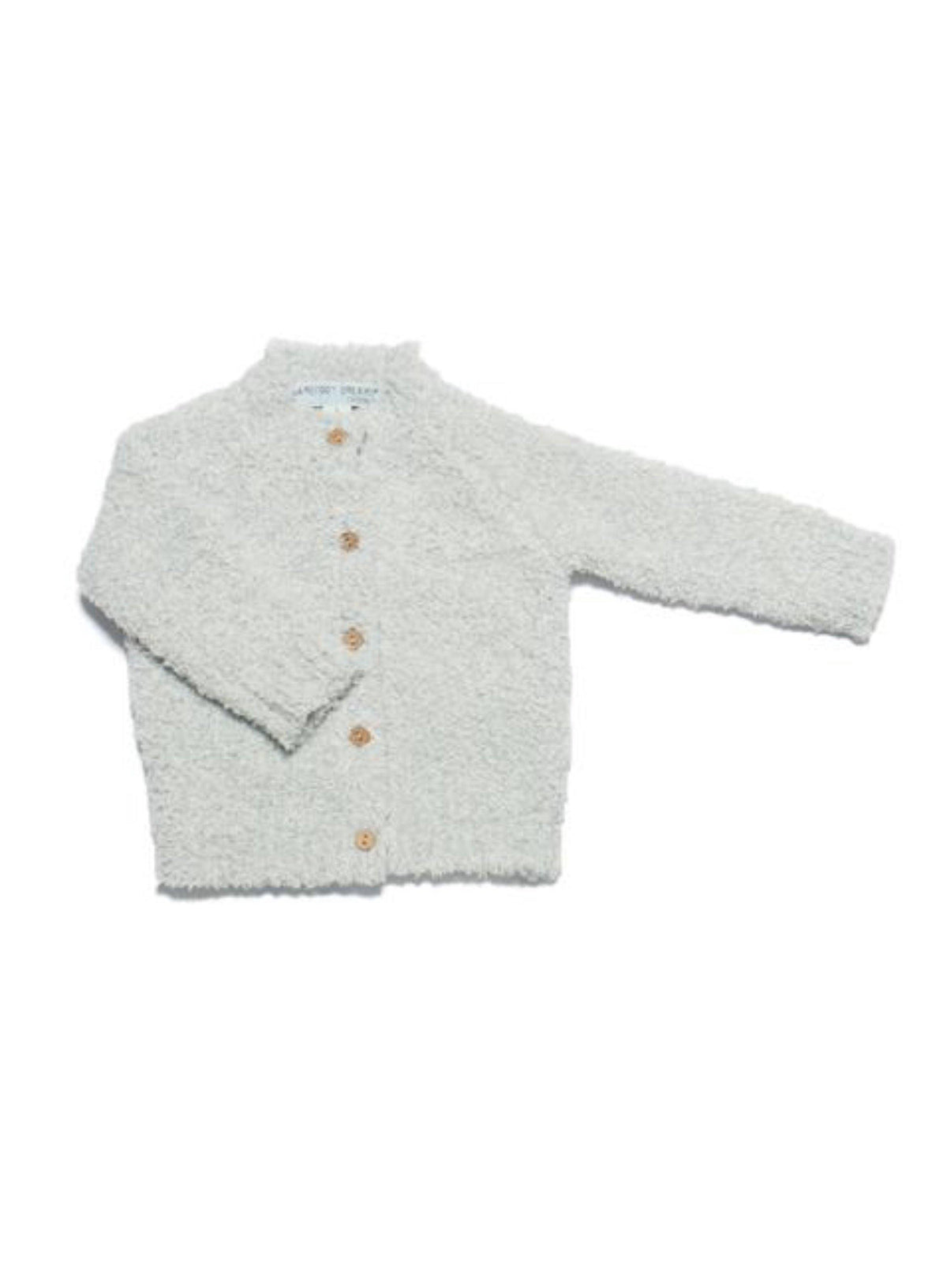 Infant CozyChic Heathered Cardi - Wheat Boutique