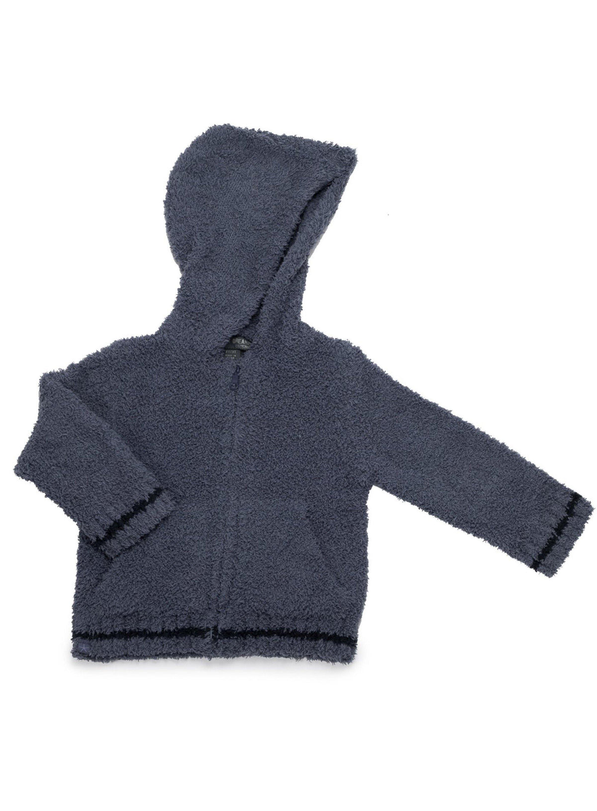 CozyChic Toddler Zip Up Hoodie - Wheat Boutique