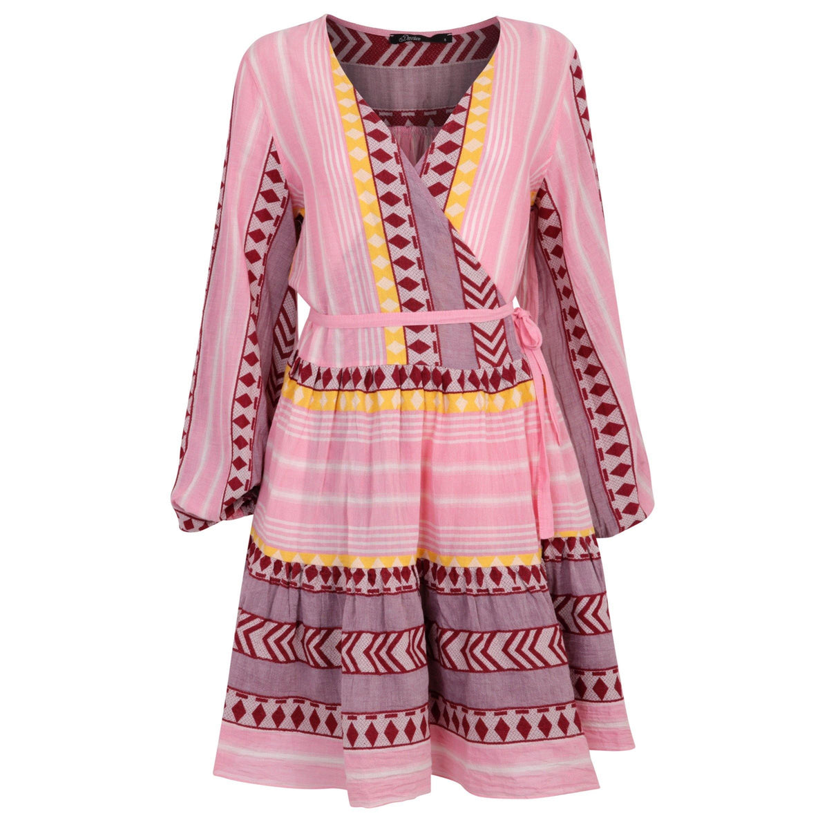 Niris Dress - Pink