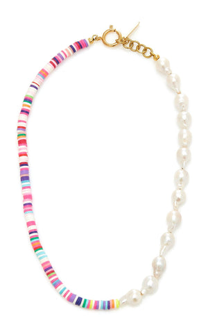 Monica Pearl Necklace