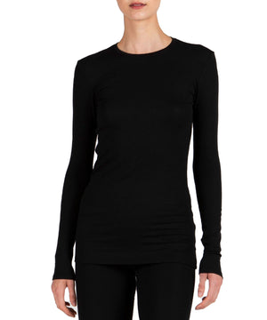 Load image into Gallery viewer, Ribbed Long Sleeve Tee