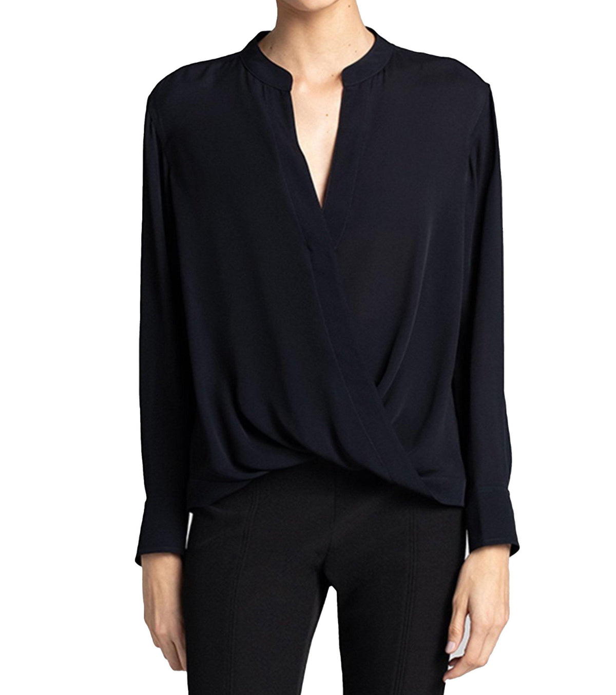 Luca Top - Midnight - Wheat Boutique