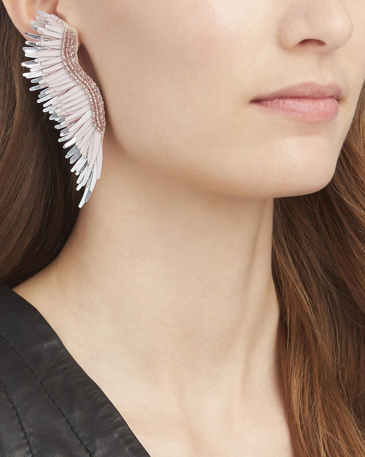 Silver Madeline Earrings - Wheat Boutique