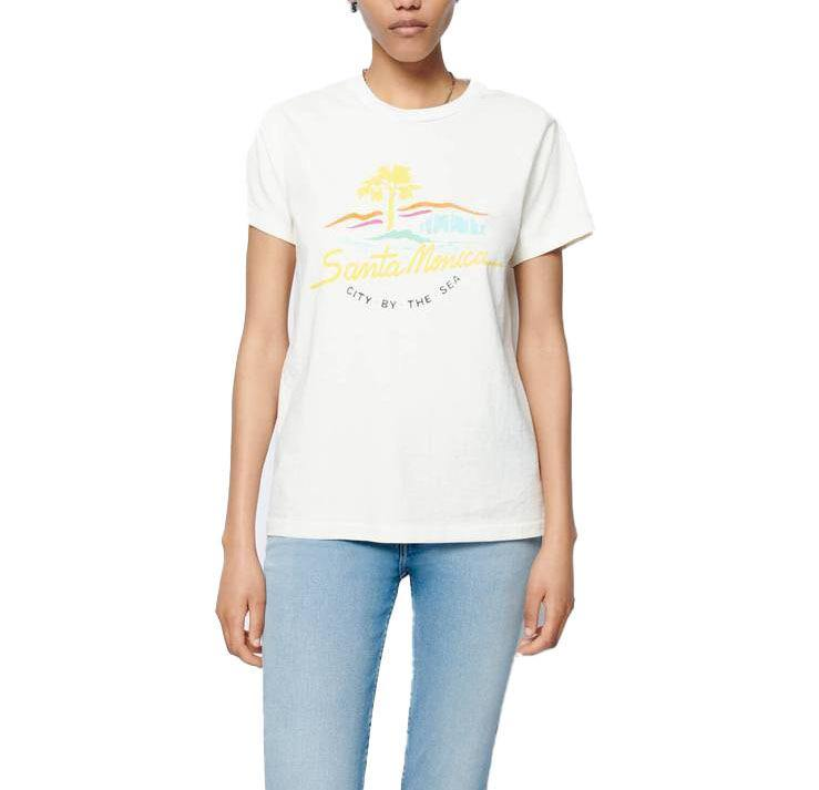 Loose City By The Sea Tee - Wheat Boutique