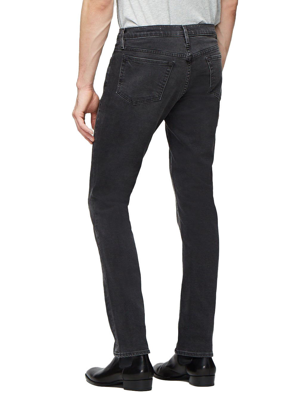 L'homme Slim Jeans - Dark Grey