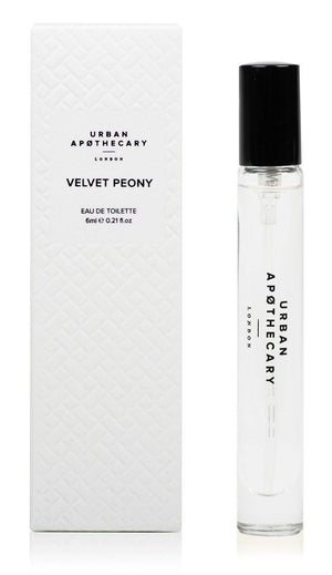 Load image into Gallery viewer, Velvet Peony Travel Perfume