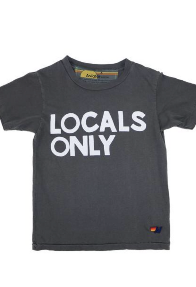 Load image into Gallery viewer, Kids Locals Only T-Shirt