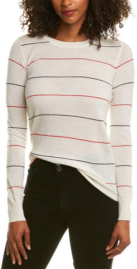 Macoun Jumper - Multi Stripe - Wheat Boutique