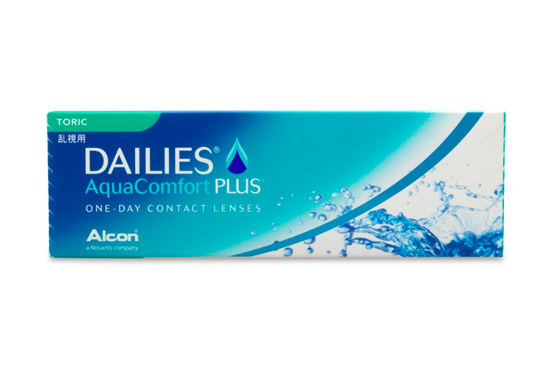 Dailies AquaComfort Plus Toric (30 Pack) - Lensbox™