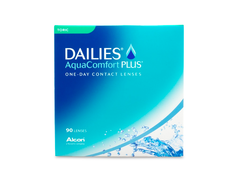 Dailies AquaComfort Plus Toric (90 Pack) - Lensbox™