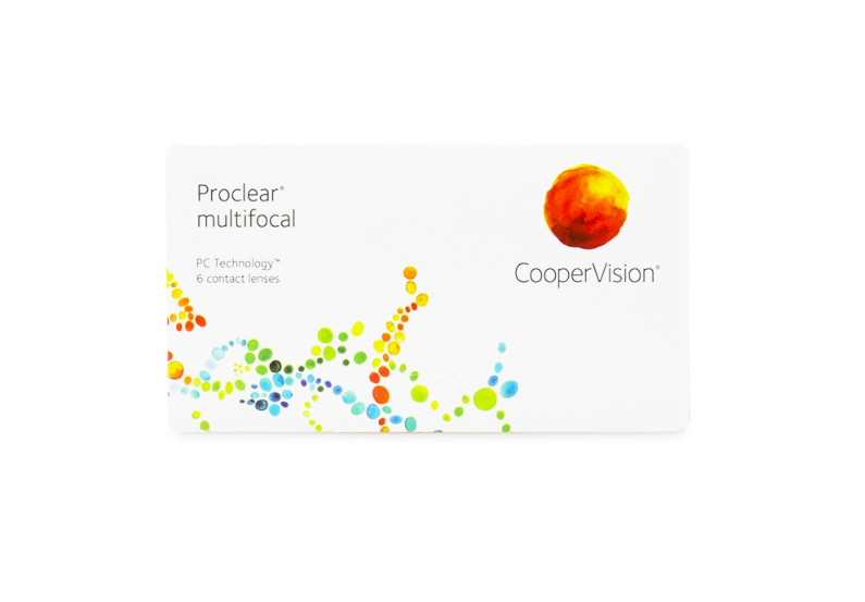 Proclear Multifocal (6 Pack) - Lensbox™