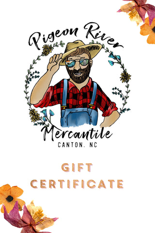 Gift Certificate - You Chose $