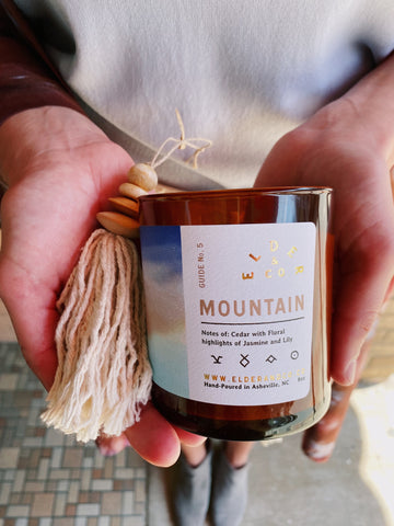 Mountain Candle by Elder & Co.