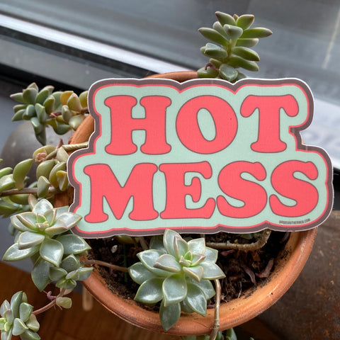 Sticker - Good Southerner - Hot Mess