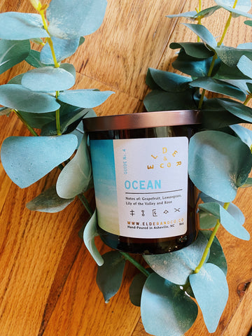 Ocean Candle by Elder & Co.