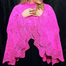 Dyed to order Love Witch Sweater yarn kits