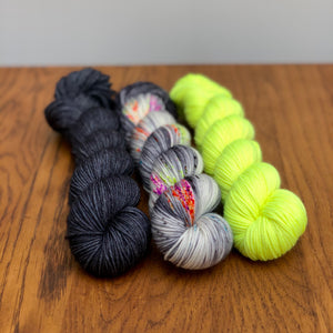 Haunted House 3 skein set * DK