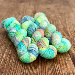 Ice lolly Sock yarn