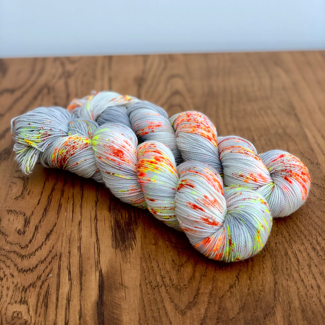 Fallen Leaves Sock yarn