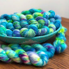 Sea spray Sock yarn