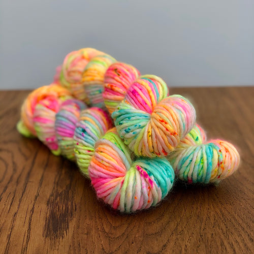 Summer bloom Super chunky merino