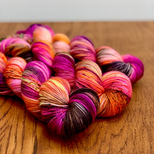 Witching Hour Sock yarn