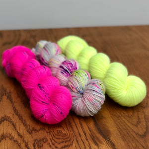 Stellar yarn set * Sock yarn