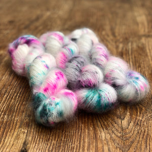 Candy floss Mohair