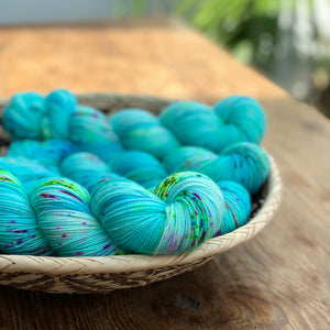 Reef Sock yarn