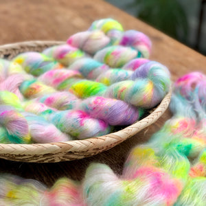Dyed to order - Spring equinox