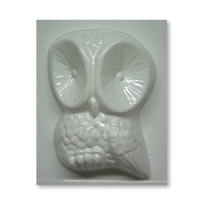 Bird Plaster Molds