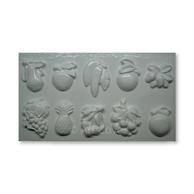 Kitchen Plaster Molds