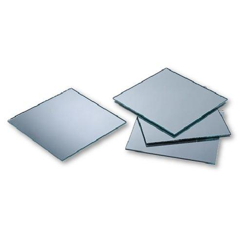 Square Craft Mirrors