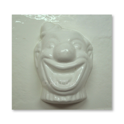 Clown Plaster Molds