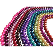 Plastic Fused Pearls Garland Strands for Decorating & Crafts
