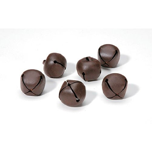 Darice Rusty Bells 6 Pieces 1091-02 - artcovecrafts.com