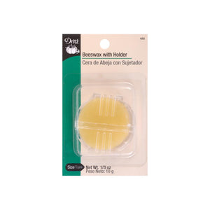 Dritz Beeswax with Plastic Holder