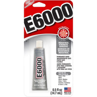 E6000 All Multi Purpose Adhesive Glue Clear 0.5oz