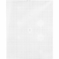 14 Mesh Count White Plastic Canvas 11 x 8.5 Inch 3 Sheets - artcovecrafts.com