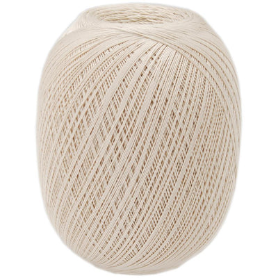 Aunt Lydia's Natural Classic Crochet Thread Size 10 Jumbo 2730 Yards - artcovecrafts.com