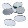 1 x 0.75 inch Mini Glass Craft Oval Mirrors Bulk 48 Pieces Oval Mosaic Mirror Tiles - artcovecrafts.com