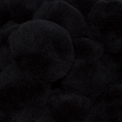 2-5-inch-black-large-craft-pom-poms-bulk-1-000-pieces