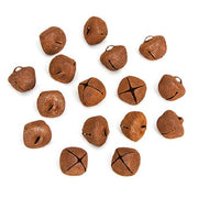 Darice Rusted Bells 45 Pieces 1091-08 - artcovecrafts.com