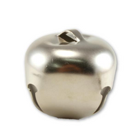 51mm Darice Silver  Bell 1 Piece 1090-19 - artcovecrafts.com