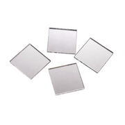 2 inch Glass Craft Small Square Mirrors Bulk 50 Pieces Square Mosaic Mirror Tiles - artcovecrafts.com