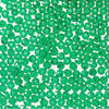 8mm Faceted Plastic Beads Transparent Christmas Green Bulk 1,000 Pieces - artcovecrafts.com